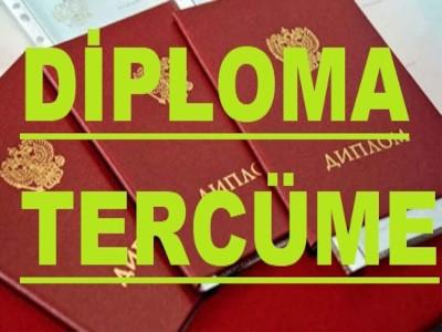 tüm dillerde diploma ve yök denkliği belgeleri çevirisi